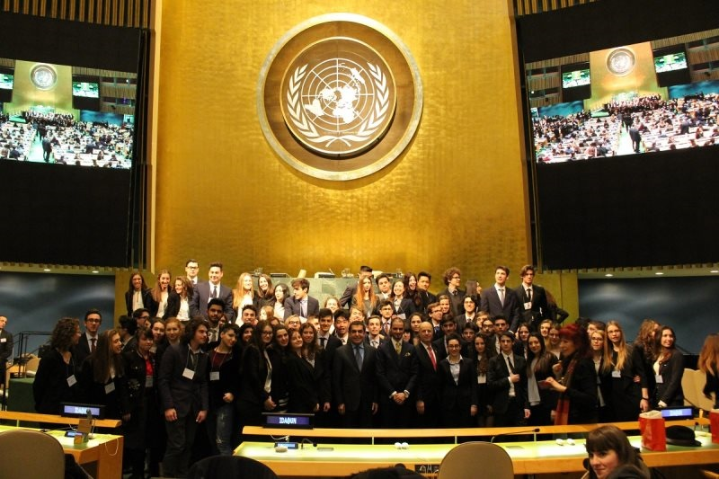 Conference: IDA@UN, United Nations HQ, New York